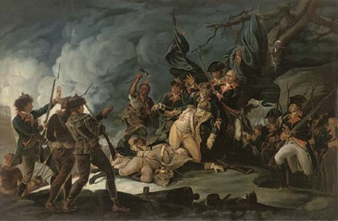 john-trumbull-the-death-of-general-richard-montgomery-in-the-attack-of-quebec